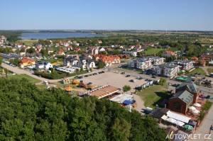 Obec Niechorze Polsko 2