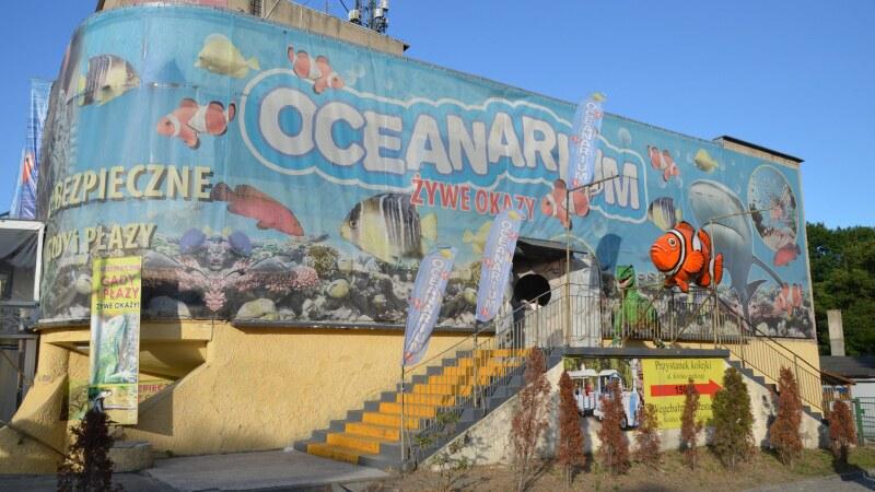 Oceanarium Miedzyzdroje Polsko