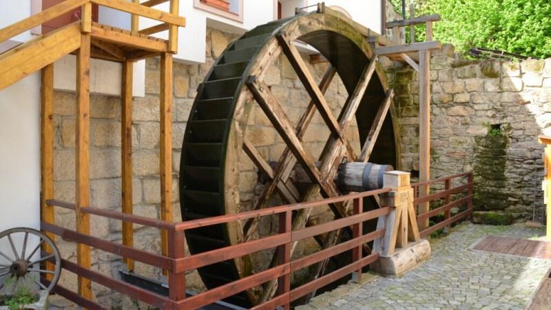 Opárno mlýn