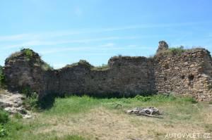 Opárno zřícenina hradu 3