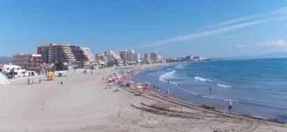 Oropesa Del Mar Španělsko