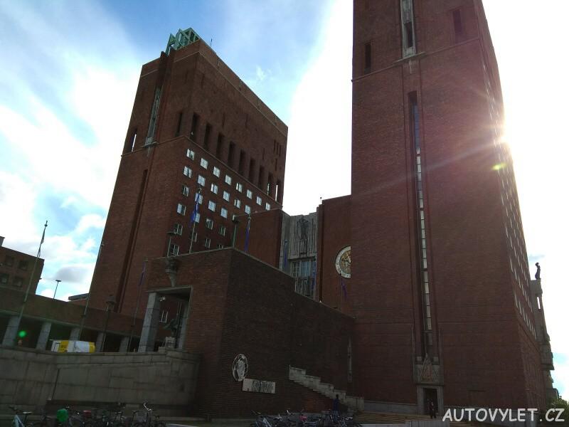 Oslo Norsko - radnice