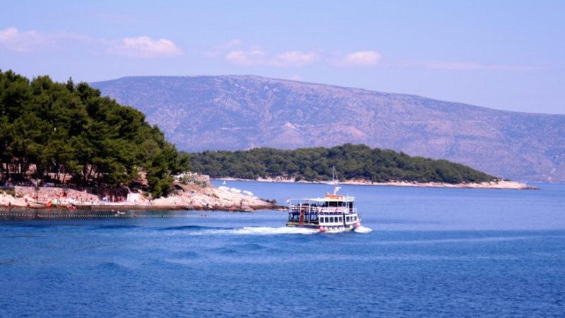 ostrov hvar chorvatsko