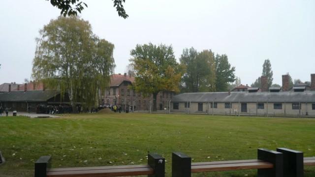osvětim birkenau koncentrační tábor 1