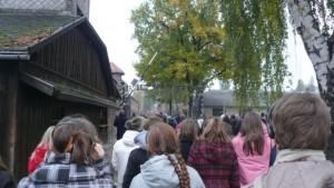 osvětim birkenau koncentrační tábor 2