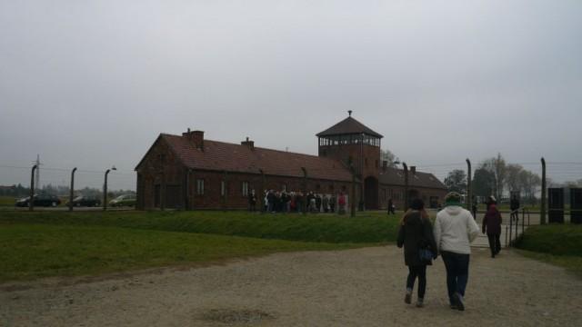 osvětim birkenau koncentrační tábor 3