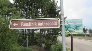 Památník Anthropoid
