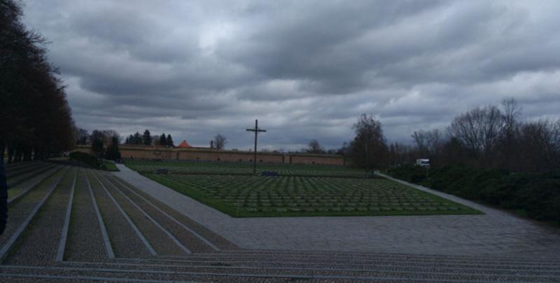 Památník Terezín Malá pevnost - koncentrační tábor