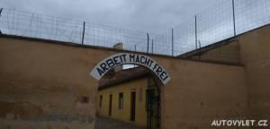 Památník Terezín Malá pevnost - koncentrační tábor 1