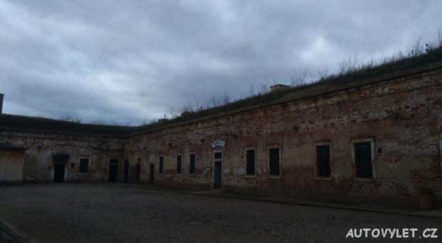 Památník Terezín Malá pevnost - koncentrační tábor 2