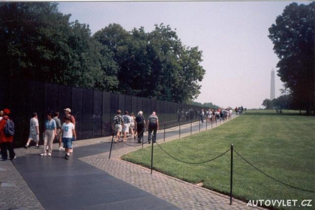 památník válečných veteránů washington usa