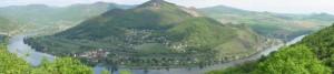 dubičky panorama