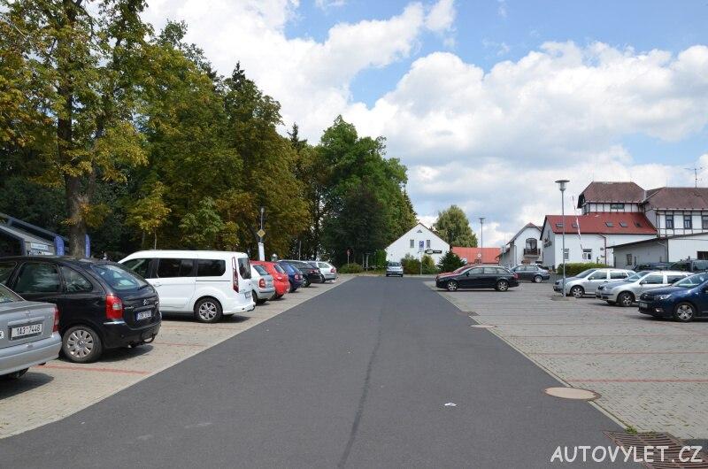 Parkoviště - Boheminium Park Mariánské Lázně