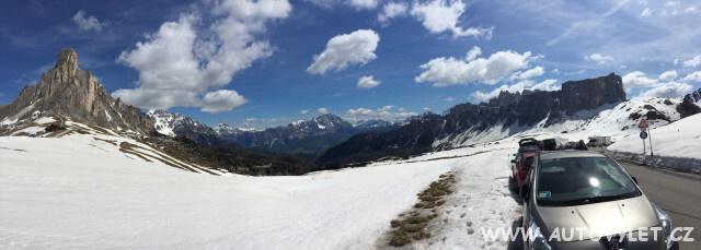 Passo Giau itálie