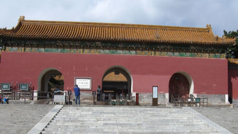 peking hrobky dynastie ming