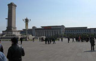 peking náměstí nebeského klidu