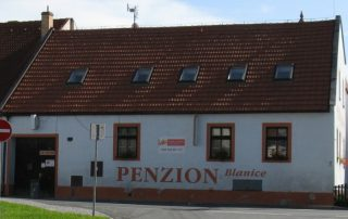Pension Blanice Husinec