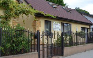 Ubytování Miedzyzdroje Polsko - Penzion Pod Winnym Gronem