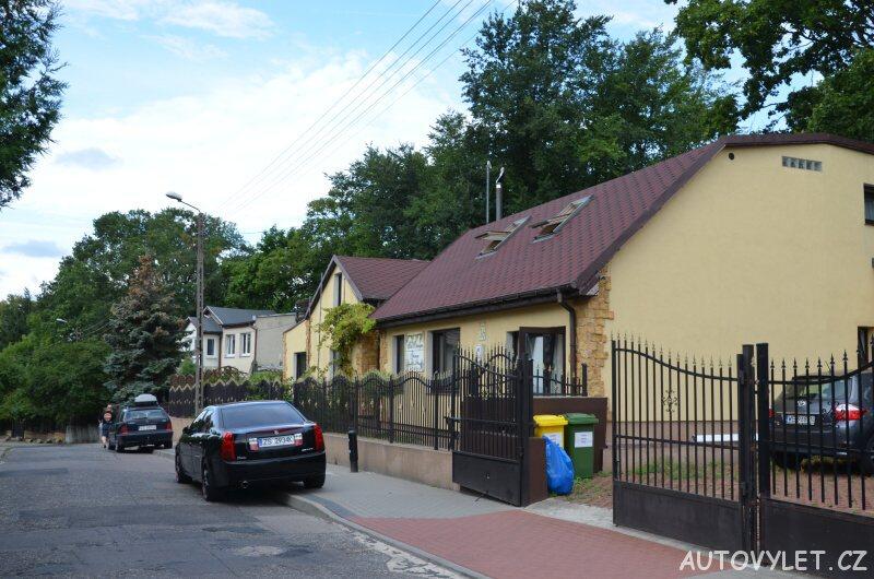 Ubytování Miedzyzdroje Polsko - Penzion Pod Winnym Gronem 4