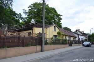 Ubytování Miedzyzdroje Polsko - Penzion Pod Winnym Gronem 7