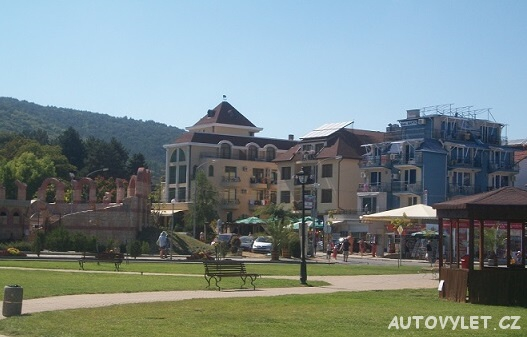 Penzion Kalina Garden - Obzor Bulharsko 2