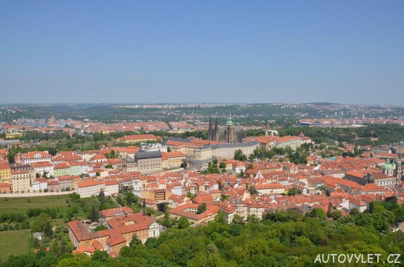 Petřínská rozhledna Praha 4