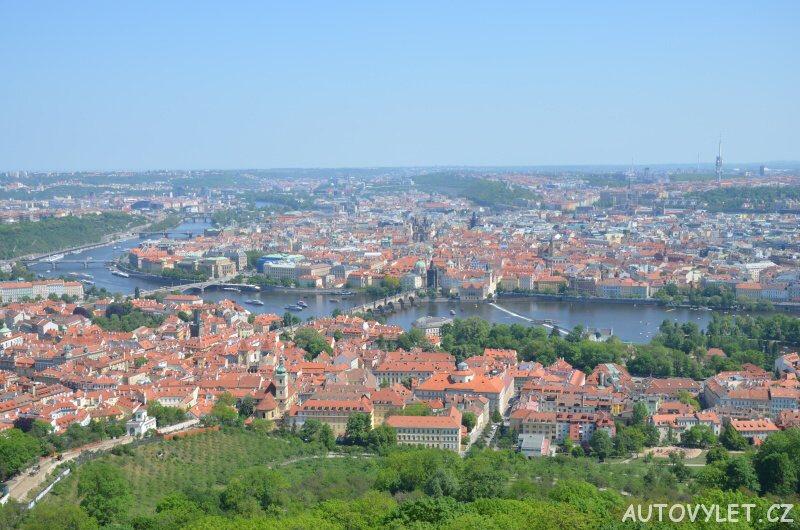 Petřínská rozhledna Praha 5