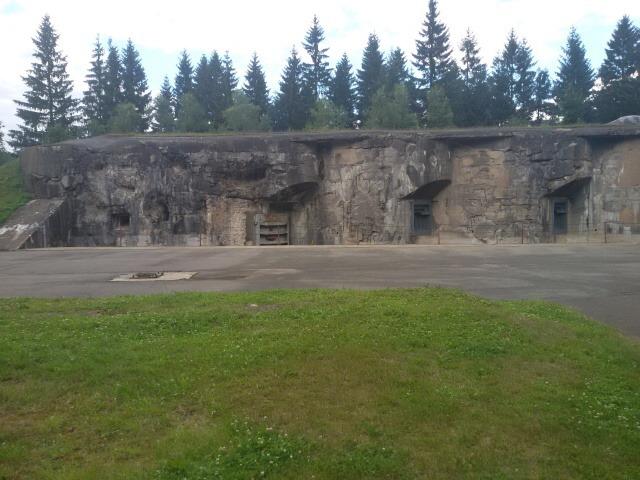 Pevnost Hanička - Orlické hory