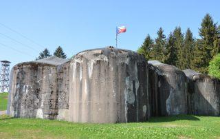 Dělostřelecká pevnost Stachelberg