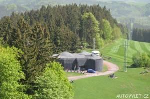 Dělostřelecká pevnost Stachelberg 2