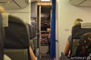 pilotní kabina boeing 737 - 800