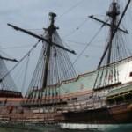 Plachetnice Batavia, sýry a dřeváky