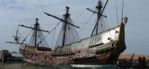 plachetnice batavia holandsko