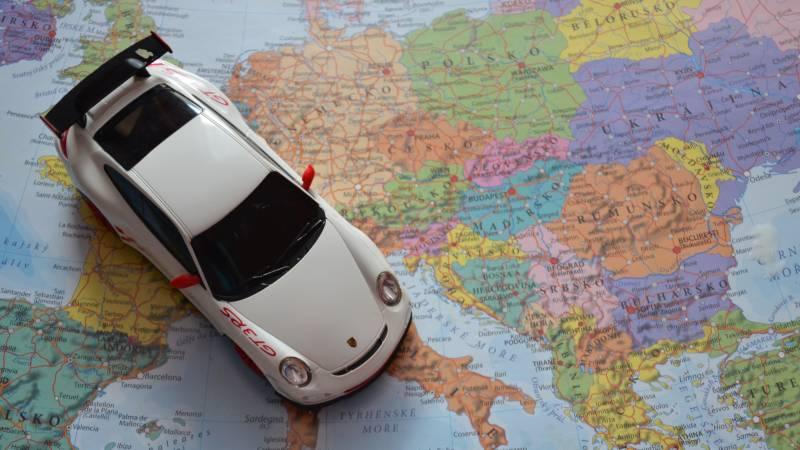 plánovač trasy evropa chorvatsko