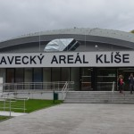 Plavecký areál Klíše v Ústí nad Labem vás překvapí
