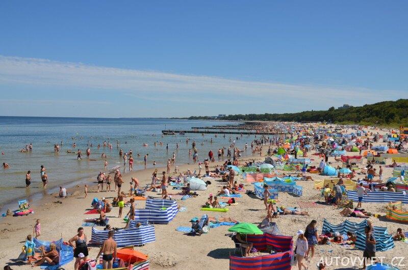 Pláž Kolobřeh Polsko