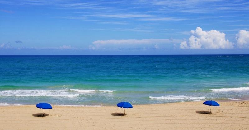 pláž moře obloha