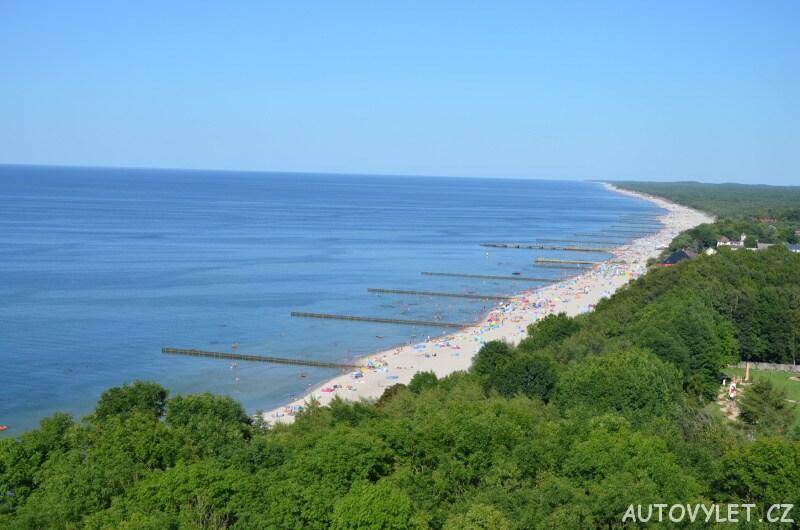 Pláž Niechorze Polsko