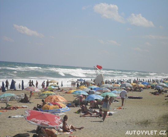 Pláž - Obzor Bulharsko