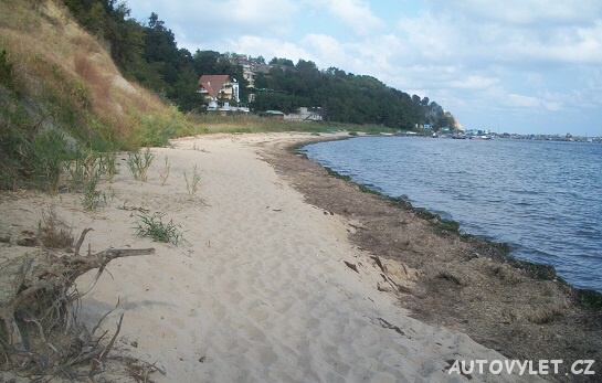 Pláž - Obzor Bulharsko 2
