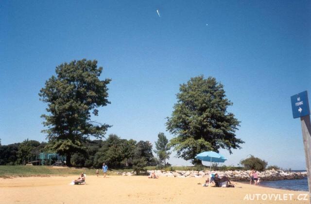 pláž - usa