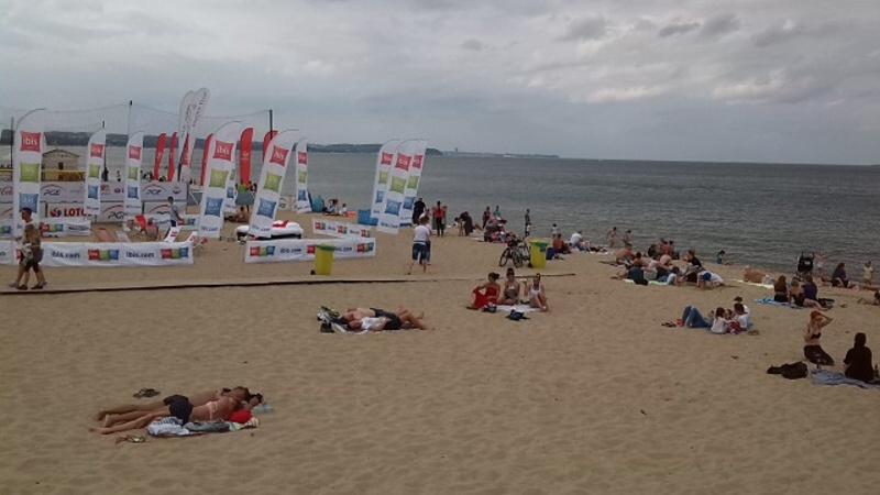 Pláže v Polsku - Baltské moře