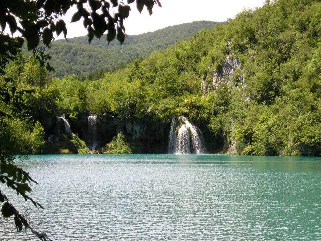 Plitvická jezera Chorvatsko 3