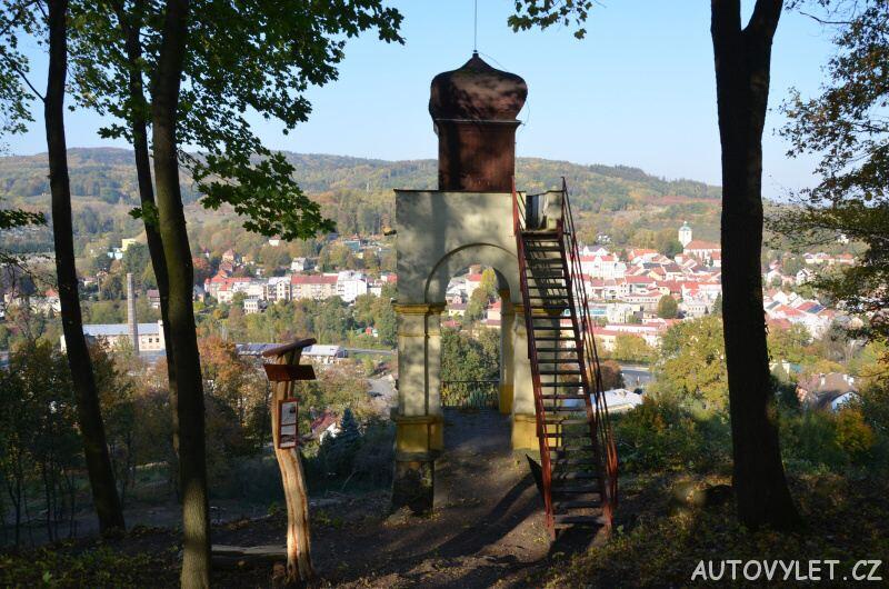 Ploučnická vyhlídka - rozhledna v Benešově nad Ploučnicí 6