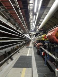 podzemní urychlovač částic desy