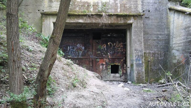 Podzemní nacistická továrna Richard - Litoměřice 3