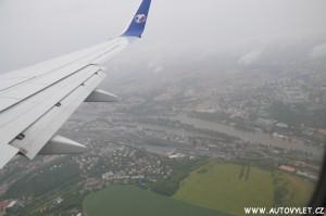 Pohled z letadla 2