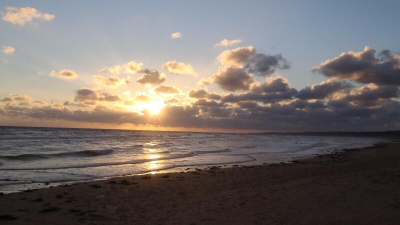 Polské pobřeží Baltu