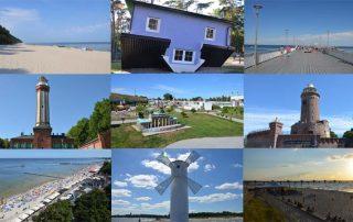 Polsko dovolená u Baltského moře
