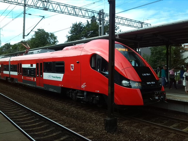polsko vlakem